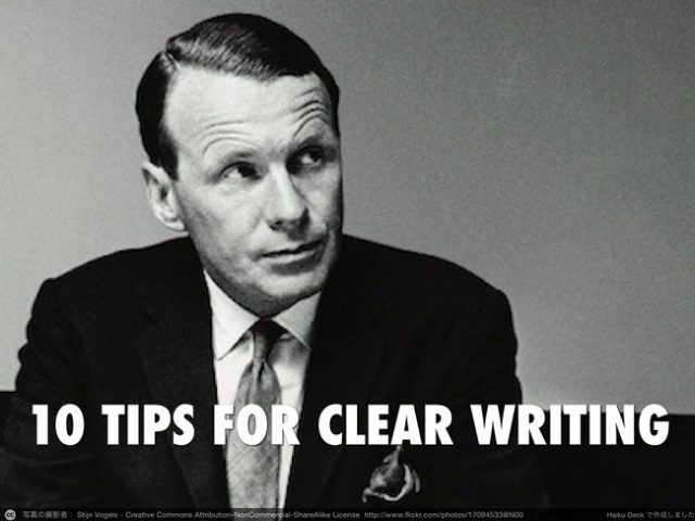 10_tips_for_clear_writing