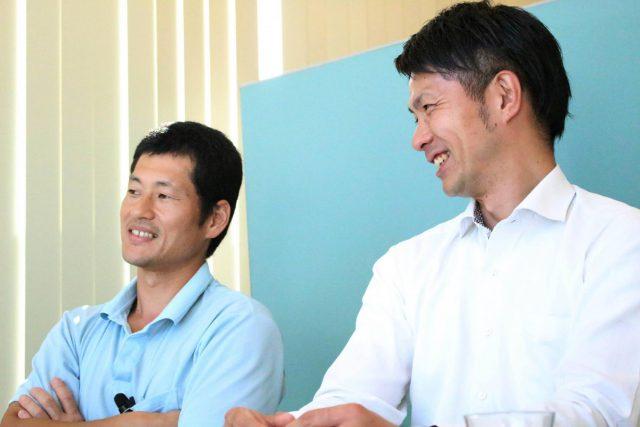 日高食品工業の八木美光さんと和田卓也 さんとパッケージマーケティング談話 今日は昆布 開発秘話 (8)