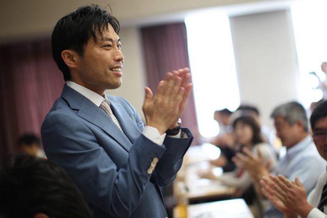 ☆ニッポン豆腐やサミット パッケージマーケティング講演セミナー風景 阿部拓歩氏撮影 (3)