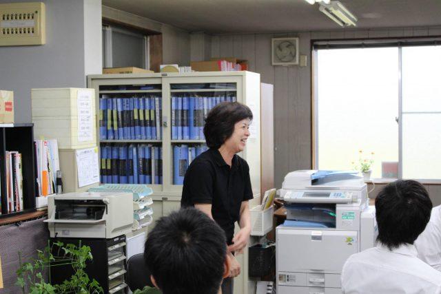 四国大学 企業見学 徳島県中小企業同友会事業inパッケージ松浦 (89)