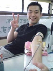 松浦の献血