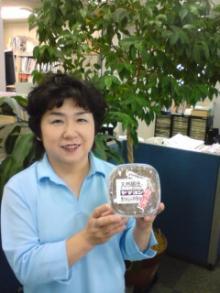 ヤマヨシのお味噌と松浦純子