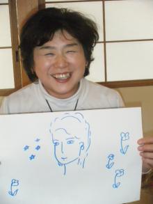 パッケージ松浦 のブログ-純子自画像