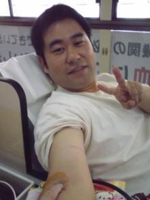 寺ちゃんの献血
