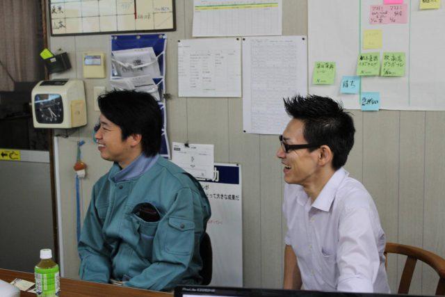 パッケージ松浦にお豆腐屋さんが来てくれました。 (8)