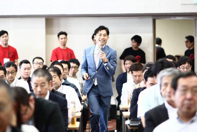 ☆ニッポン豆腐やサミット パッケージマーケティング講演セミナー風景 阿部拓歩氏撮影 (15)