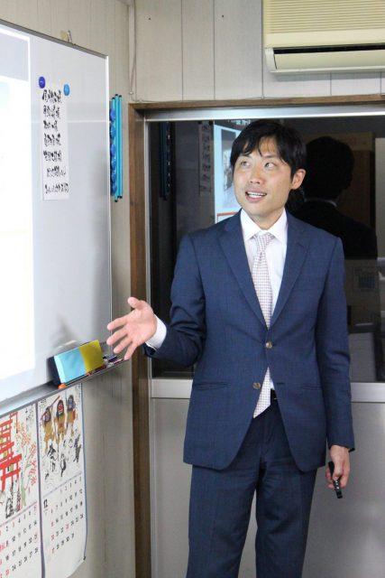 パッケージ松浦にお豆腐屋さんが来てくれました。 (14)