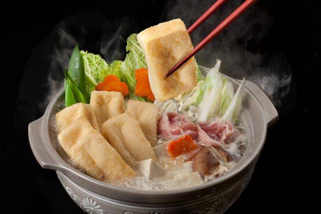 中西食品「もっちり食感 鍋のお揚げさん」 (2)