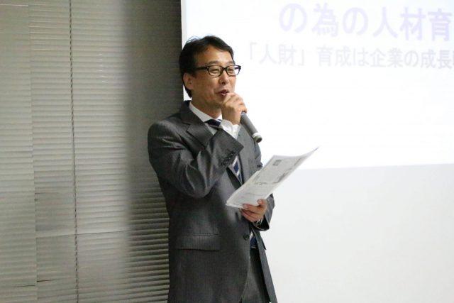 ☆日創研×小林ゴールドエッグ 小林真作 講演会 と経営研究会 (77)
