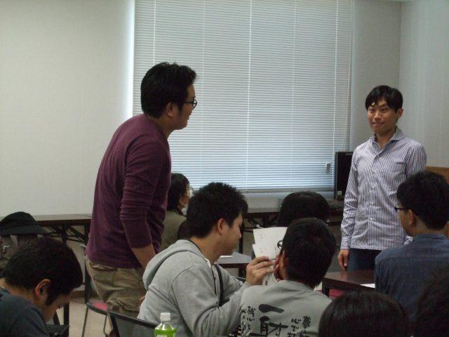 農業大学校 2015講座① (8)