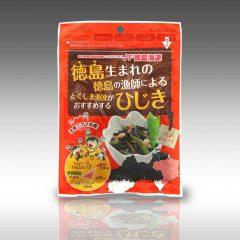 【徳島生まれの徳島の漁師によるとくしま漁連がおすすめするひじきパッケージマーケティング】