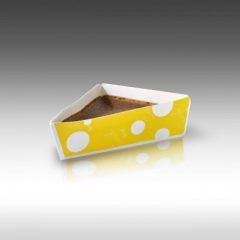 【ブランドを育てるseedさんのオリジナルパッケージ】~しあわせの種まきをしよう ベイクドチーズケーキ~