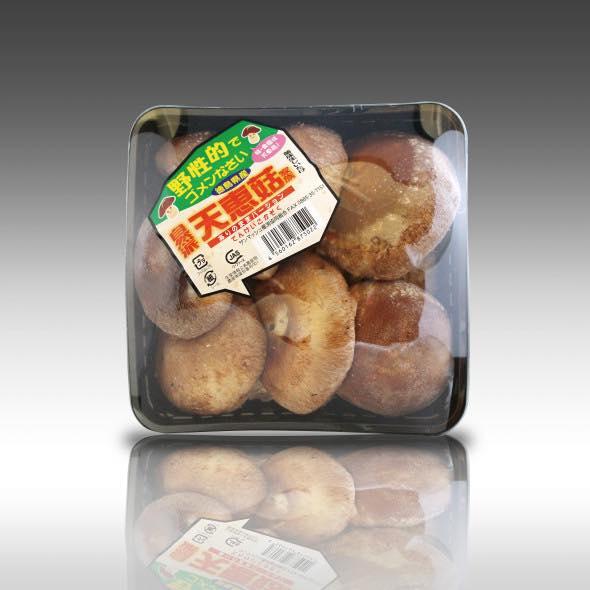 【天恵菇家族(てんけいこかぞく)に更なる野性味バージョンが出現!「野性的でゴメンなさいありのままバージョン」】
