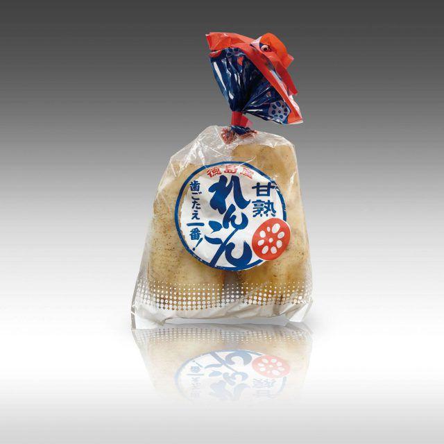 【徳島レンコンだけが持つ特徴は「甘さ」と「シャキシャキ」】~齋藤農園レンコンパッケージ開発~