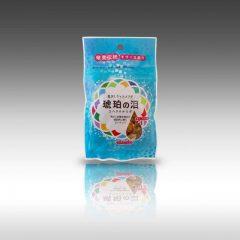 【パッケージデザインあるあるトラブル】~徳之島の安田製菓様の琥珀の泪パッケージが完成~