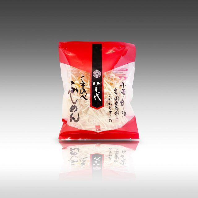 【奇跡の食品から生まれた、奇跡の食材】~半田手延麺 八千代パッケージ~