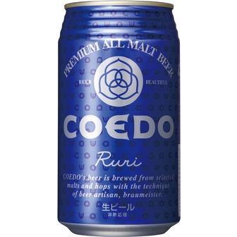 コエドビール瑠璃 COEDO (3)