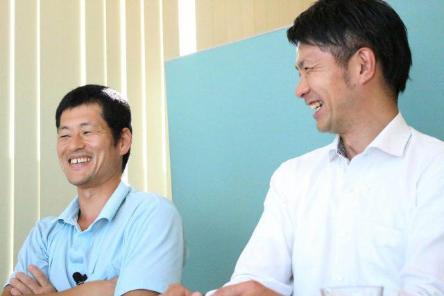 日高食品工業の八木美光さんと和田卓也 さんとパッケージマーケティング談話 今日は昆布 開発秘話 (7)
