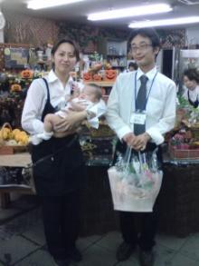 花由 加藤社長と、かやのさん