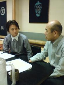 塩江さんと枡富さん