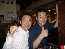 パッケージ松浦 のブログ-内山社長と松浦