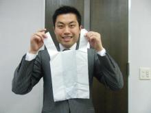 パッケージ松浦 のブログ-リカオーレジ袋