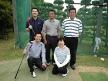 パッケージ松浦 のブログ-パケマツゴルフ大会