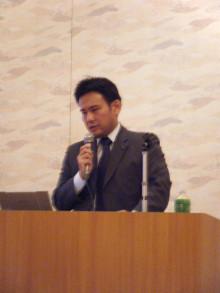 パッケージ松浦 のブログ-盛和塾 島社長