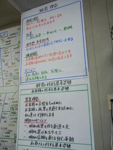 パッケージ松浦 のブログ-朝礼