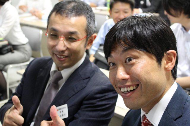 ☆日創研×小林ゴールドエッグ 小林真作 講演会 と経営研究会 (121)