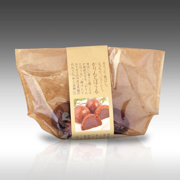 【日本初!・・・いや、世界初!日乃出本店さんが贈る「かりんとぼうる」のパッケージマーケティング】