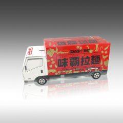 【伝説の味覇拉麺(ウェイパァーラーメン)にトラックBOXパッケージが登場】~旅もお土産も組み立てもSNSも楽しめるパッケージ~